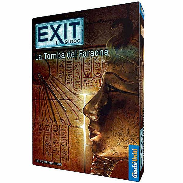 Giochi Uniti Exit la Tomba del Faraone