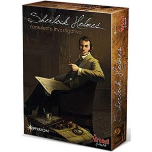 Sherlock Holmes Consulente Investigativo Ed Italiana