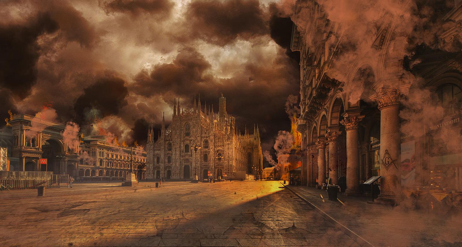 escape room Il mistero di Milano