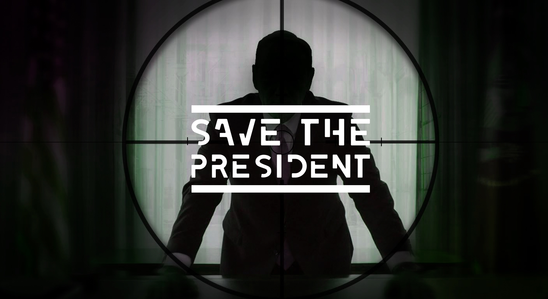 escape room save the president