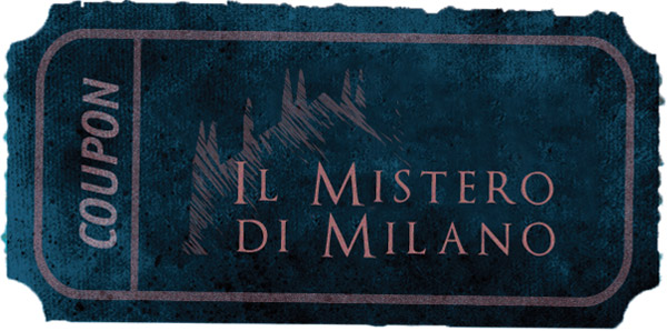 escape game coupon mistero milano