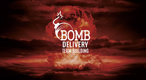 bomb delivery teambuilding