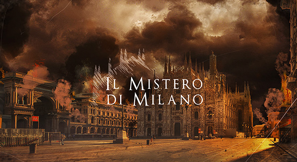 escape game mistero di milano