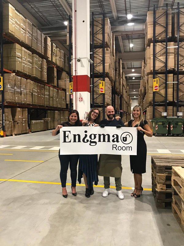 enigma-teambulding