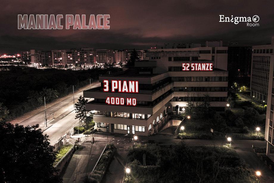 Maniac-Palace