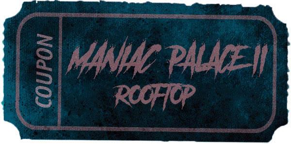 coupon maniac palace II rooftop