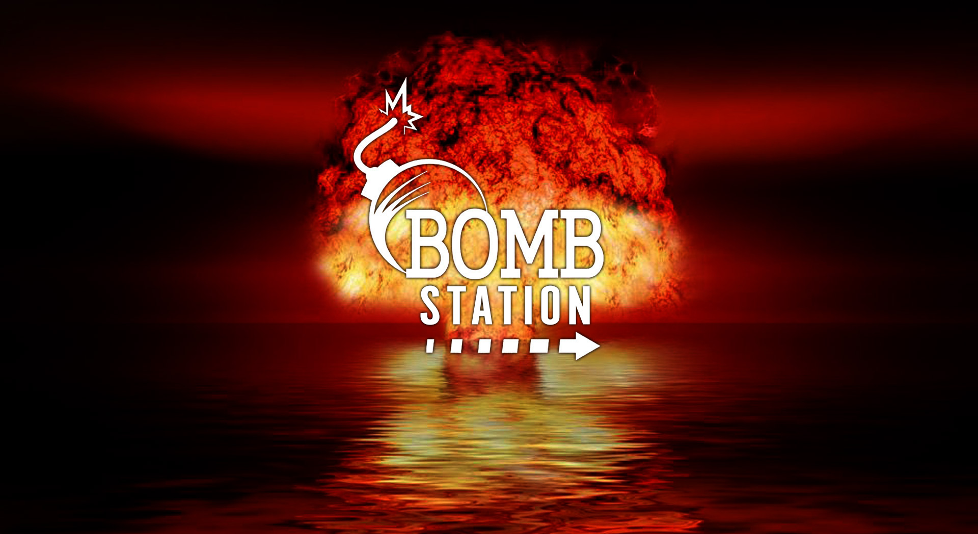 escape room bomb station