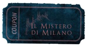 buono regalo Mistero di Milano